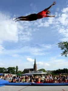 Deutsches Turnfest - Festzug