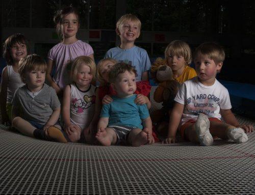 Kids im Fernsehen
